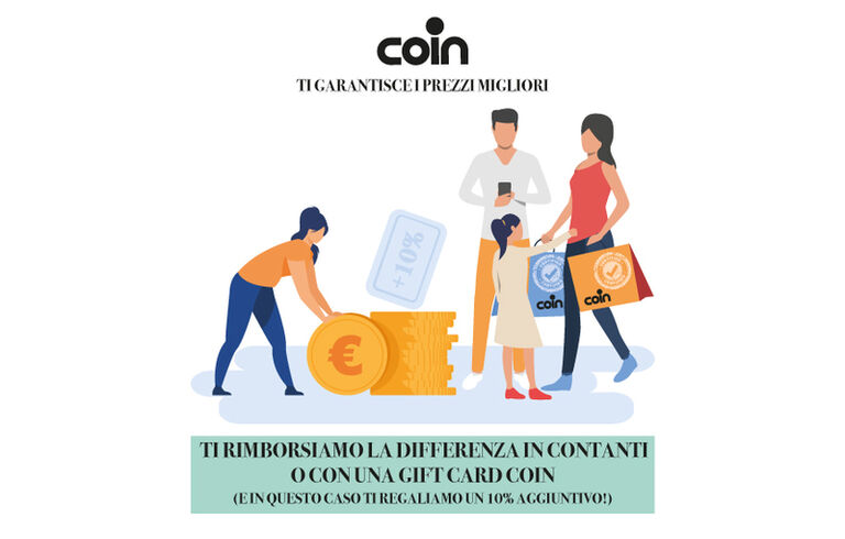 Coin guarantees you the best prices