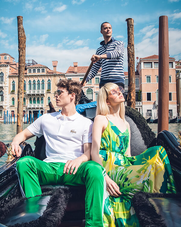 Benvenuti nella nostra Venezia